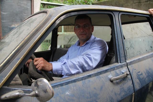 34 Yıl Önce Aldığı 0 KM Otomobil Yeni Garajdan Çıktı galerisi resim 8