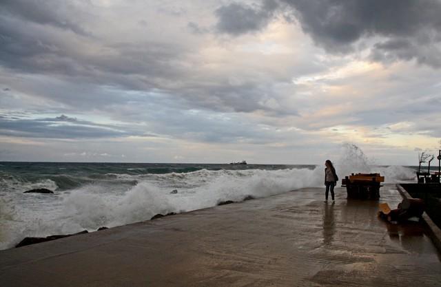 Giresunda şiddetli fırtına galerisi resim 6