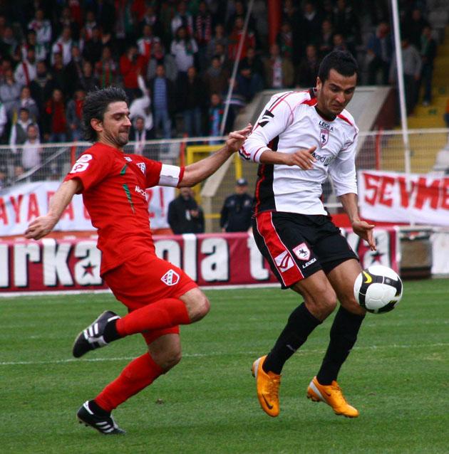 Samsunspor Karşıyaka fotoğrafları galerisi resim 1