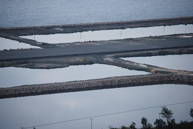 Deniz üzerine kurulan havalimanında sona doğru galerisi resim 4