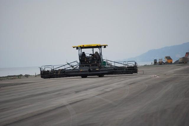Deniz üzerine kurulan havalimanında sona doğru galerisi resim 9