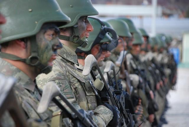 Korkusuz Türk Askeri galerisi resim 8