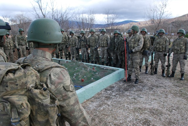 Korkusuz Türk Askeri galerisi resim 9