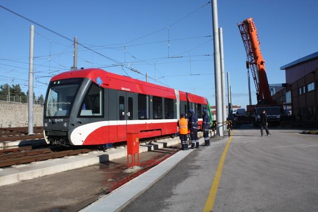 Çin Malı Tramvay Test Edilecek galerisi resim 2