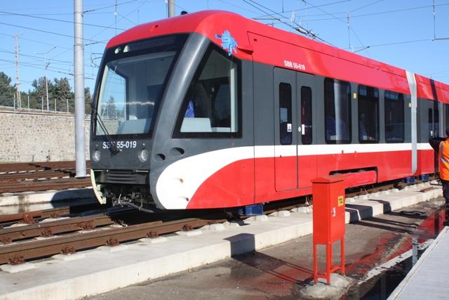 Çin Malı Tramvay Test Edilecek galerisi resim 3