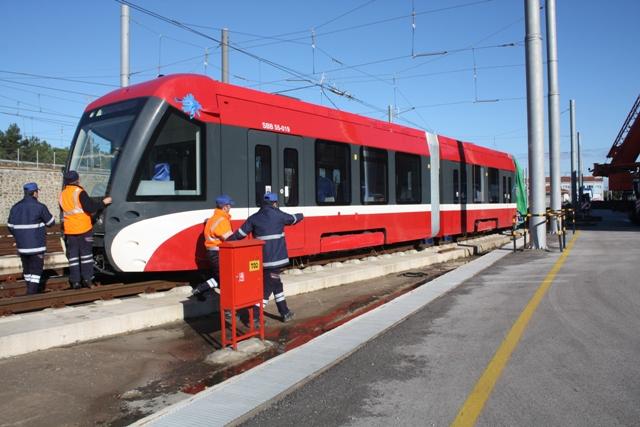 Çin Malı Tramvay Test Edilecek galerisi resim 4