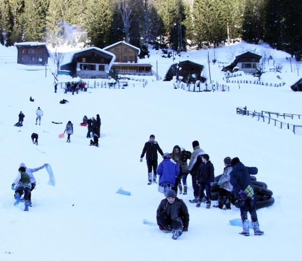 Ayderde kayak keyfi galerisi resim 11