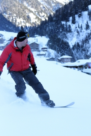 Ayderde kayak keyfi galerisi resim 14