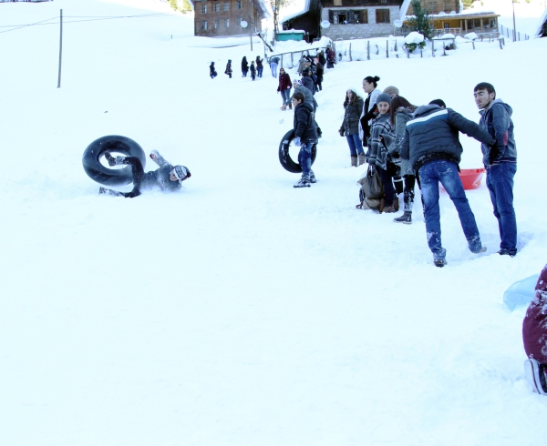 Ayderde kayak keyfi galerisi resim 17