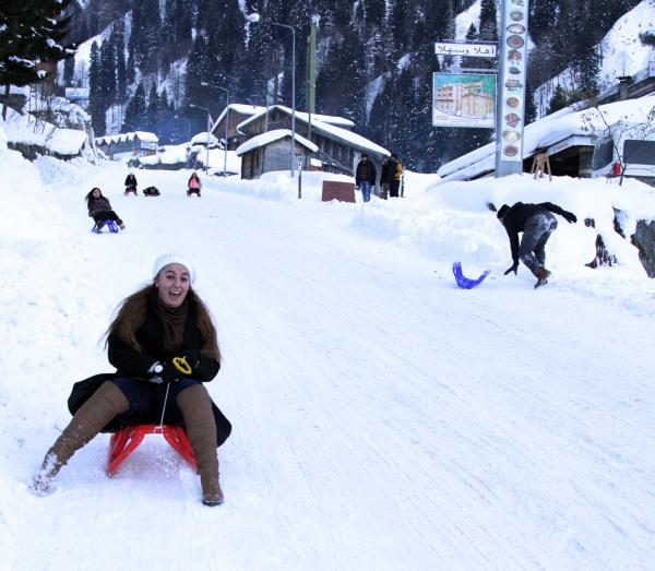 Ayderde kayak keyfi galerisi resim 2