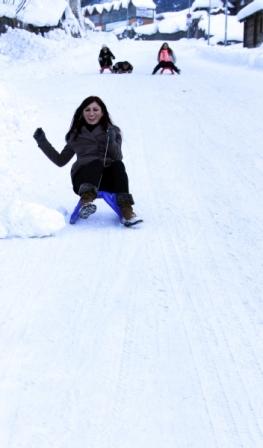 Ayderde kayak keyfi galerisi resim 4