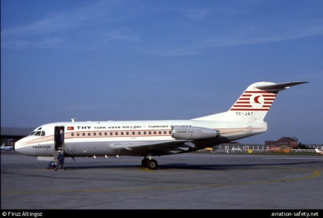 Samsun - Ankara seferi yapan Trabzon adlı uçak düştü ! galerisi resim 1