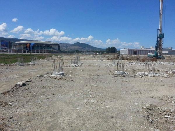 Yeni Samsun 19 Mayıs Stadyumunda Son Durum galerisi resim 2