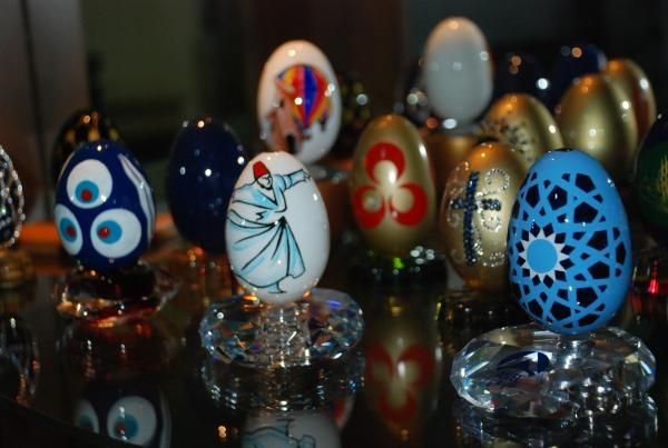 Kaz yumurtaları sanat eserine dönüşüyor galerisi resim 5