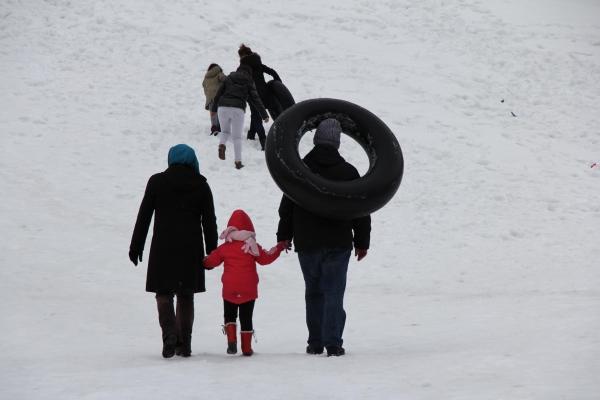 Kaçkarlar kışın turistlerin gözdesi galerisi resim 5