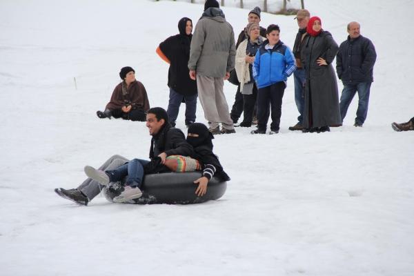 Kaçkarlar kışın turistlerin gözdesi galerisi resim 7