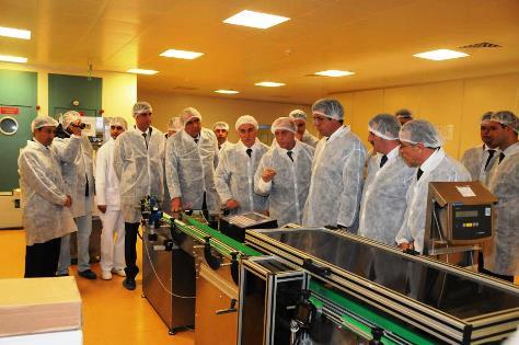 Ekonomi Bakanı Zeybekci Samsun'da galerisi resim 1