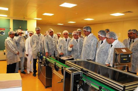Ekonomi Bakanı Zeybekci Samsun'da galerisi resim 4