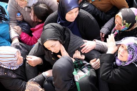 LPG Faciasında Ölenler Son Yolcuğuna Uğurlandı galerisi resim 2