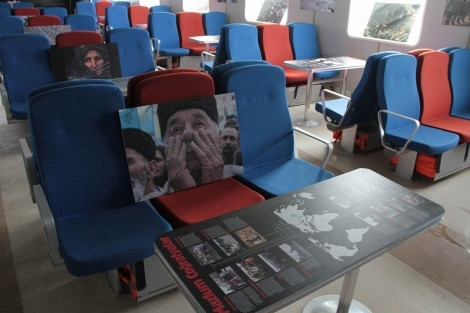 Mavi Marmara Gemisi Samsun'da galerisi resim 31