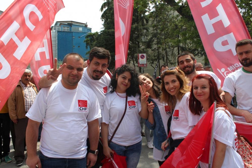 Samsun'da 1 Mayıs Kutlamaları galerisi resim 10