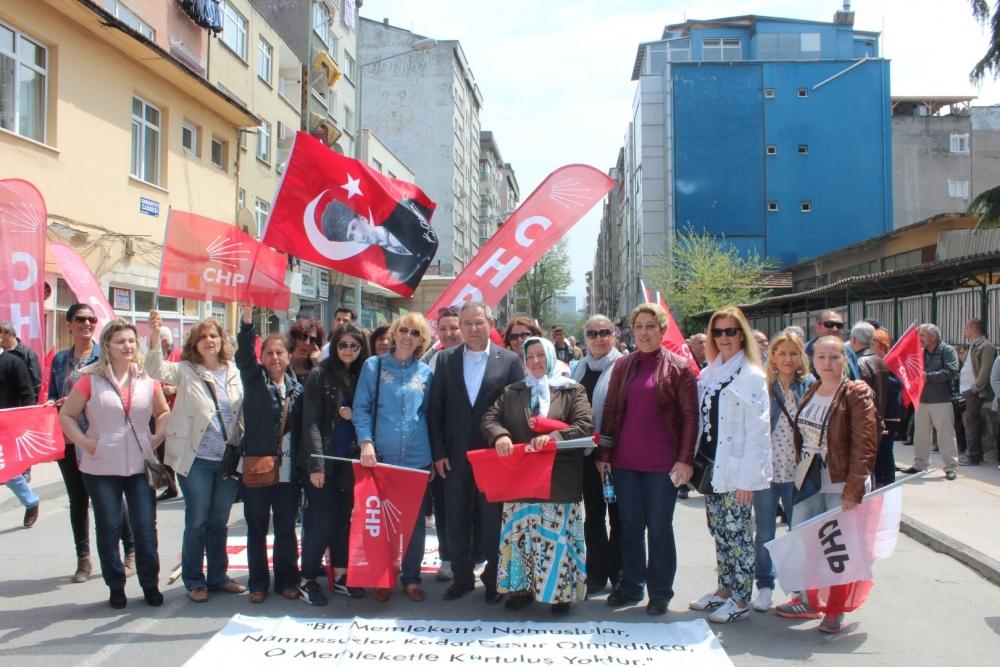 Samsun'da 1 Mayıs Kutlamaları galerisi resim 11
