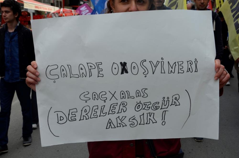 Samsun'da 1 Mayıs Kutlamaları galerisi resim 24