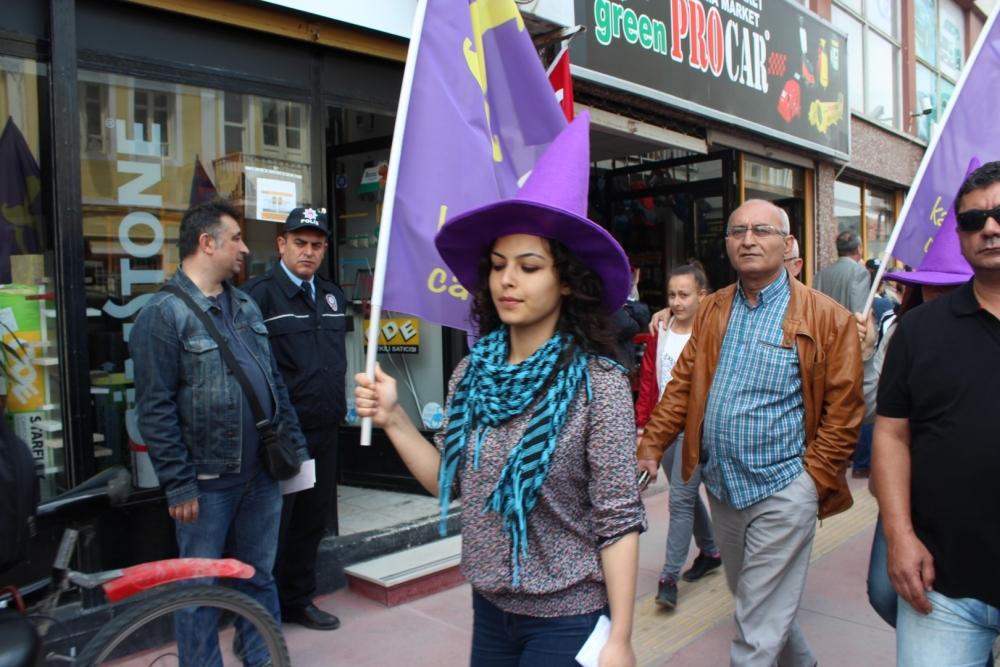Samsun'da 1 Mayıs Kutlamaları galerisi resim 3