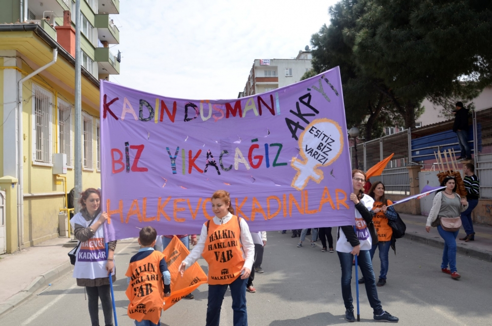 Samsun'da 1 Mayıs Kutlamaları galerisi resim 34