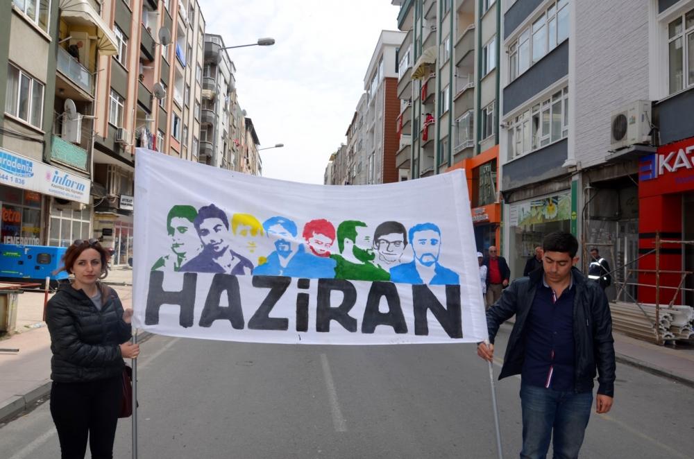 Samsun'da 1 Mayıs Kutlamaları galerisi resim 40