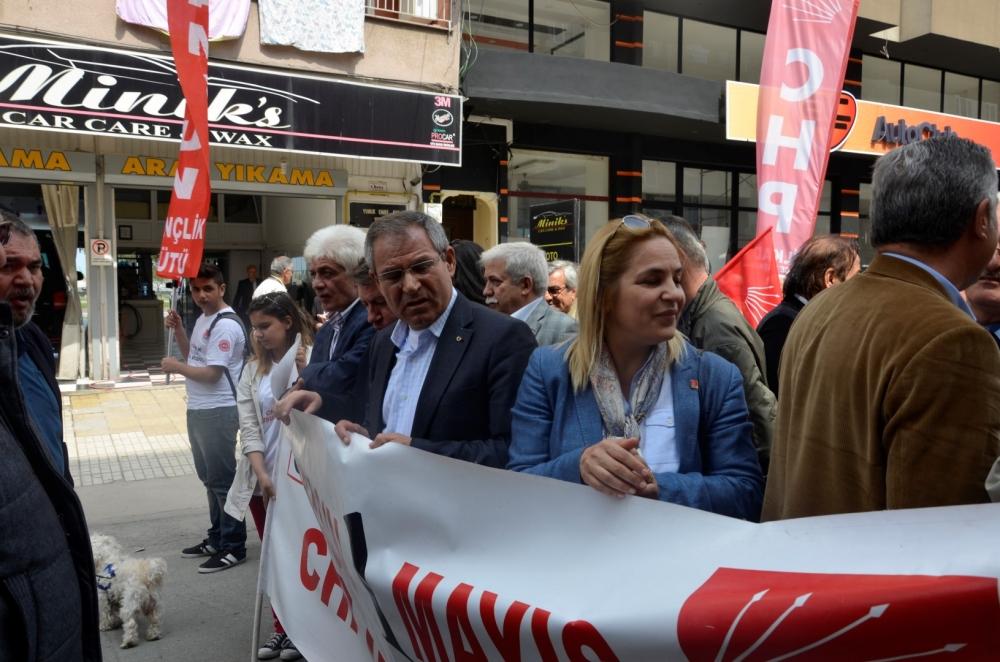 Samsun'da 1 Mayıs Kutlamaları galerisi resim 46