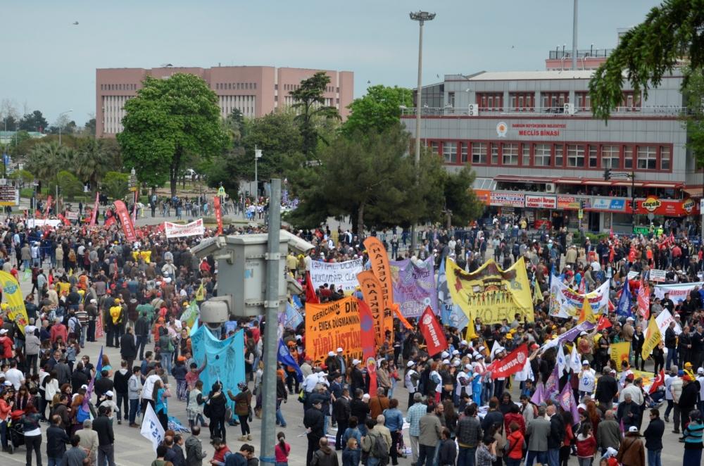 Samsun'da 1 Mayıs Kutlamaları galerisi resim 51
