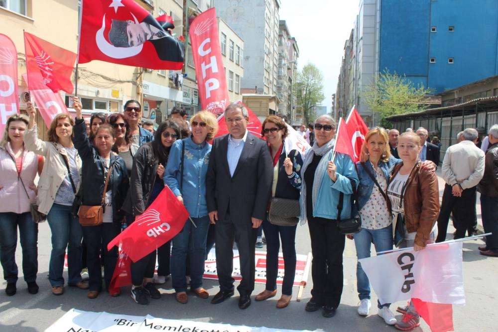 Samsun'da 1 Mayıs Kutlamaları galerisi resim 6