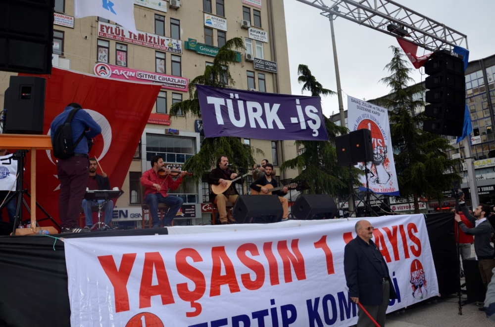 Samsun'da 1 Mayıs Kutlamaları galerisi resim 63