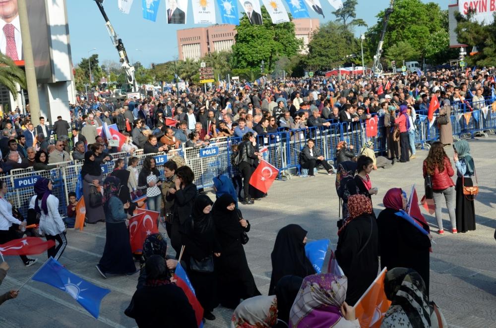AK Parti Samsun Mitingi 2015 galerisi resim 14