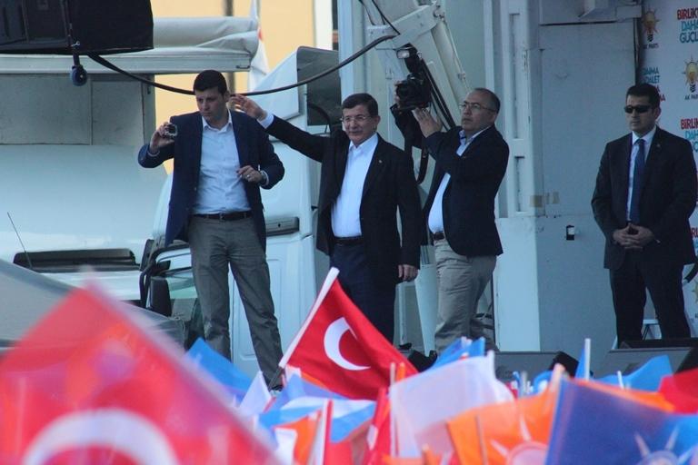 AK Parti Samsun Mitingi 2015 galerisi resim 26