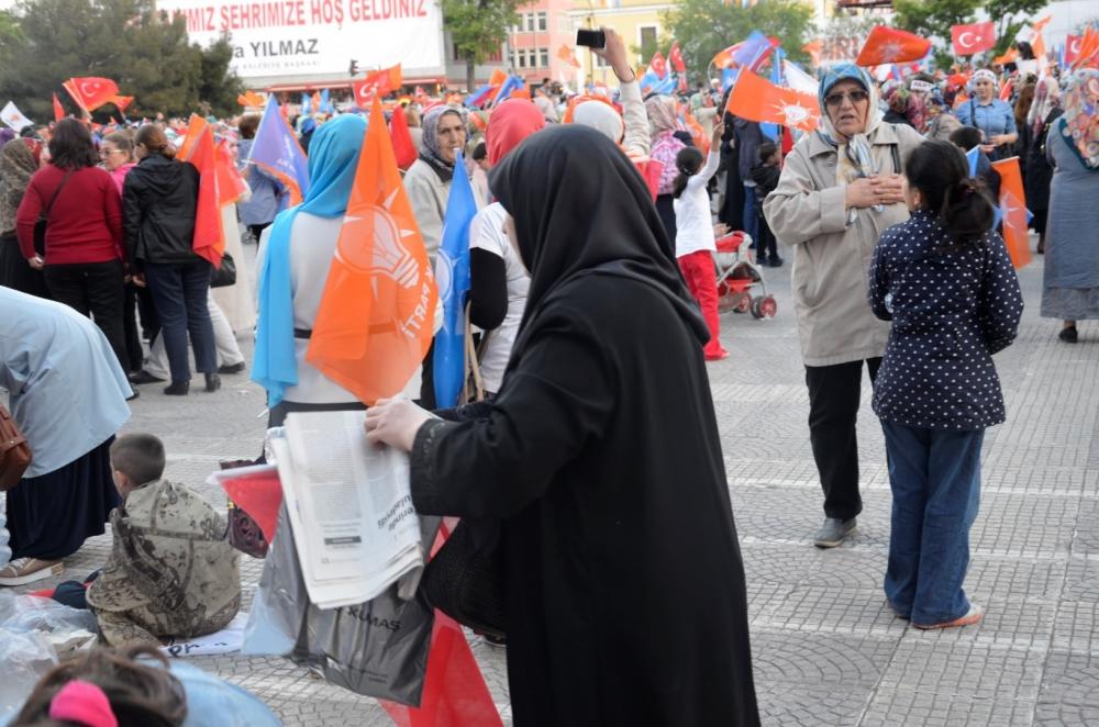 AK Parti Samsun Mitingi 2015 galerisi resim 30