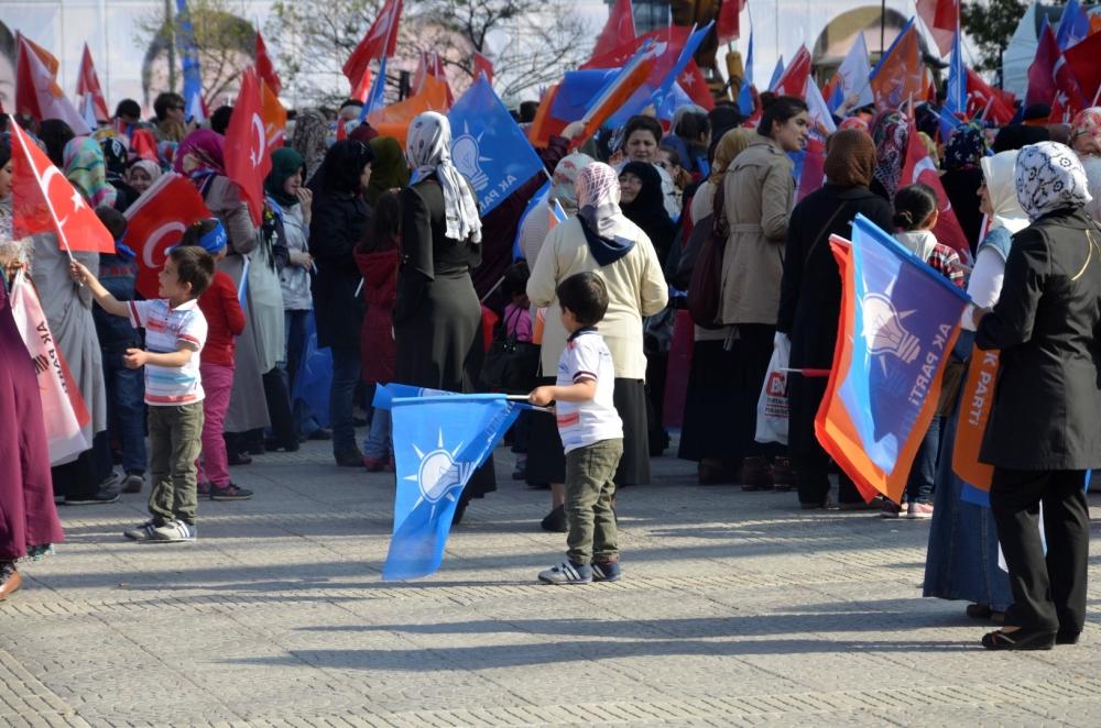 AK Parti Samsun Mitingi 2015 galerisi resim 6