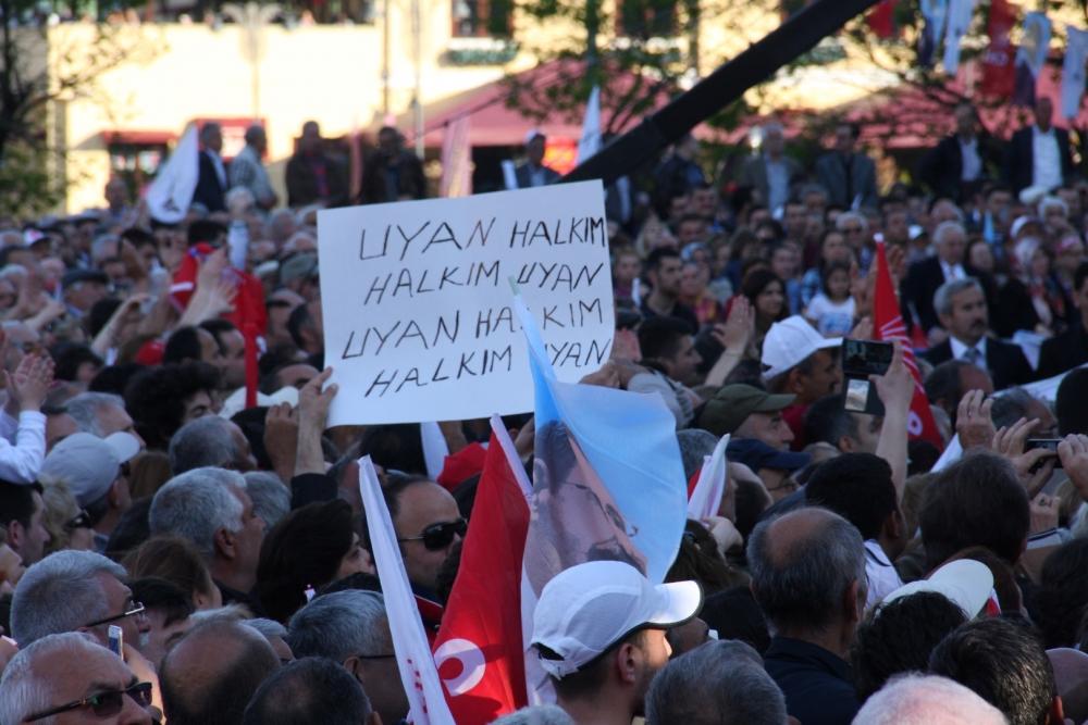 Kemal Kılıçdaroğlu Samsunlulara Seslendi galerisi resim 10