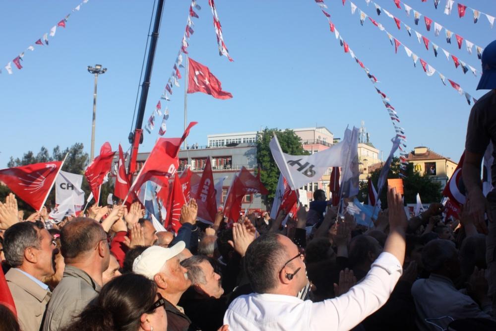 Kemal Kılıçdaroğlu Samsunlulara Seslendi galerisi resim 13
