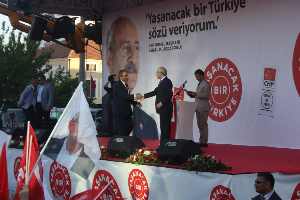 Kemal Kılıçdaroğlu Samsunlulara Seslendi galerisi resim 15