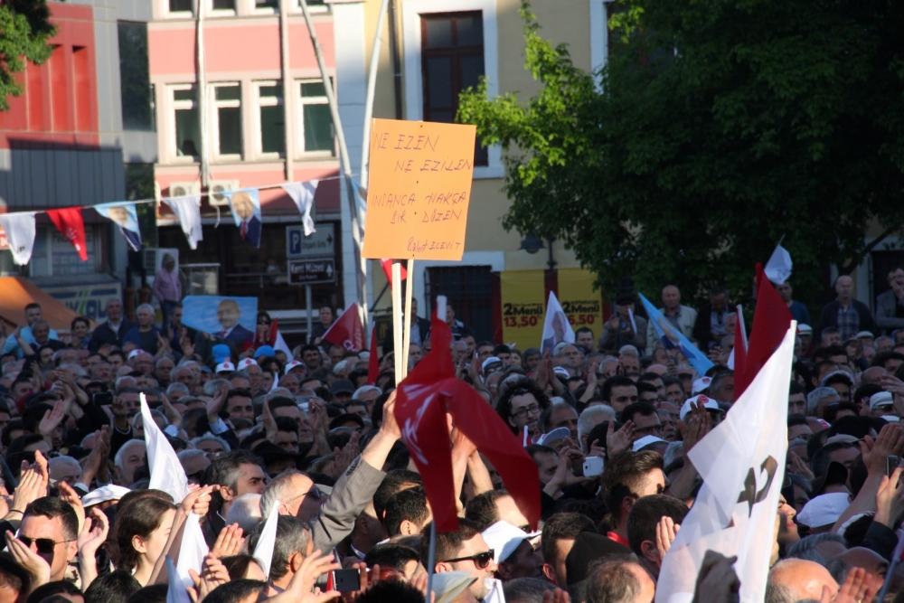 Kemal Kılıçdaroğlu Samsunlulara Seslendi galerisi resim 21