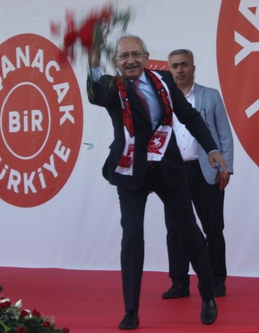 Kemal Kılıçdaroğlu Samsunlulara Seslendi galerisi resim 3