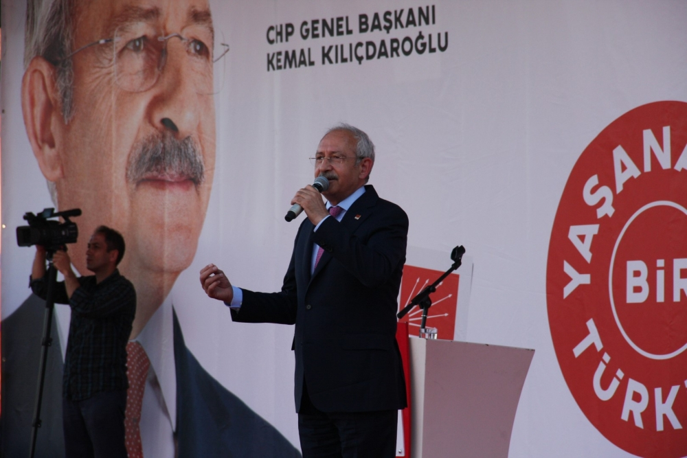 Kemal Kılıçdaroğlu Samsunlulara Seslendi galerisi resim 7