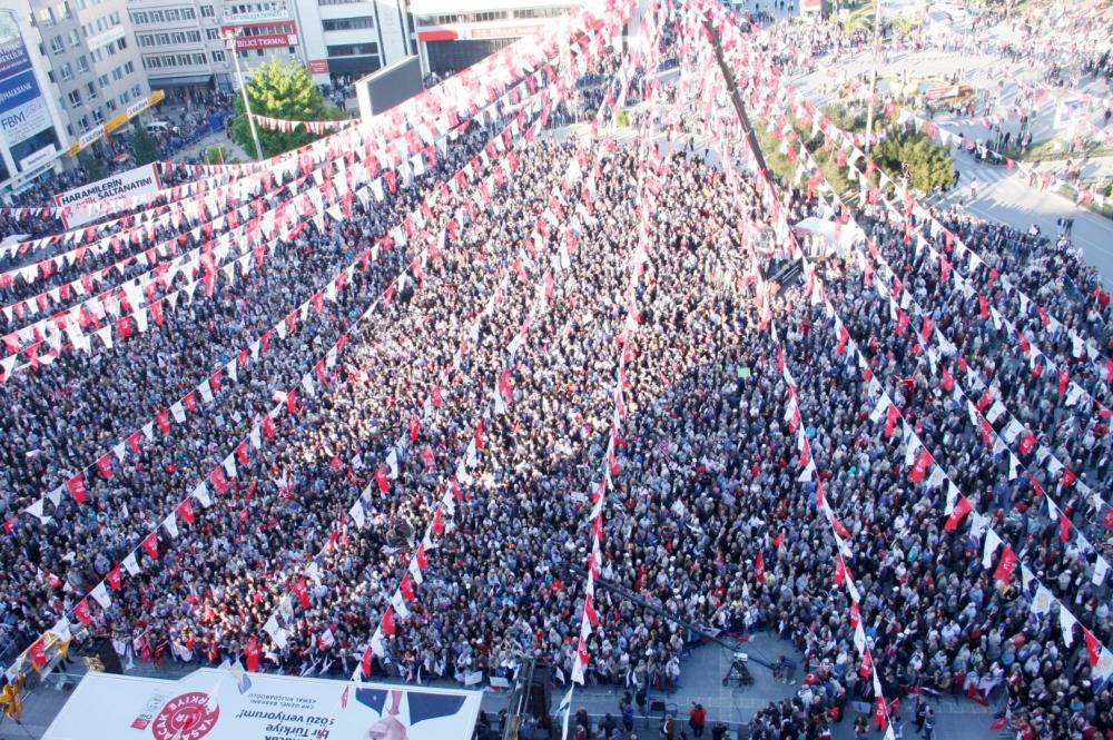 Kemal Kılıçdaroğlu Samsunlulara Seslendi galerisi resim 8