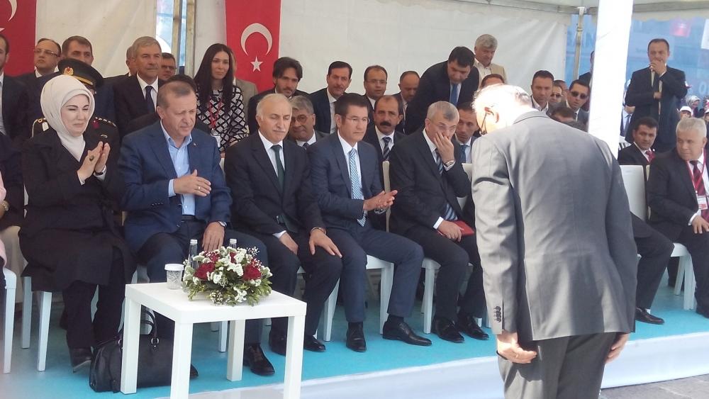 Cumhurbaşkanı Erdoğan Samsun'da galerisi resim 12