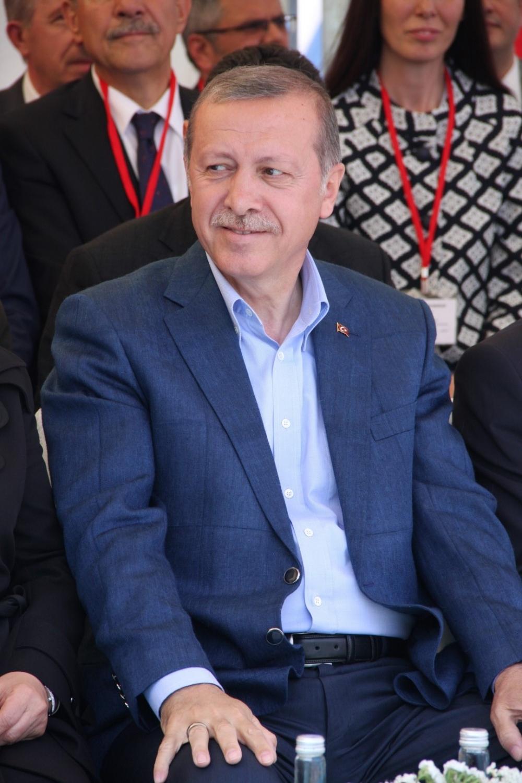 Cumhurbaşkanı Erdoğan Samsun'da galerisi resim 15