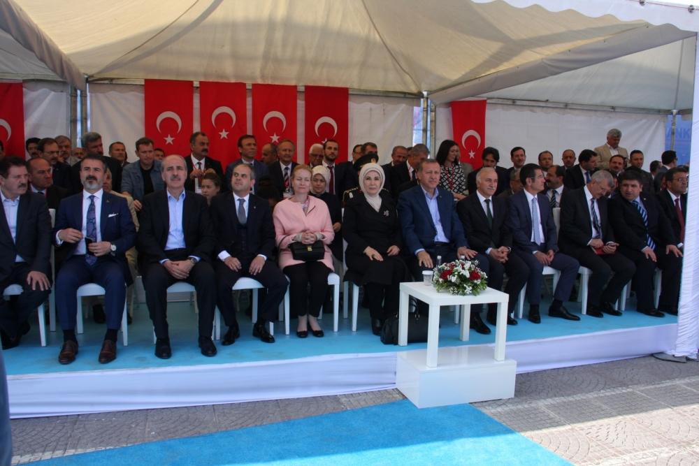 Cumhurbaşkanı Erdoğan Samsun'da galerisi resim 5