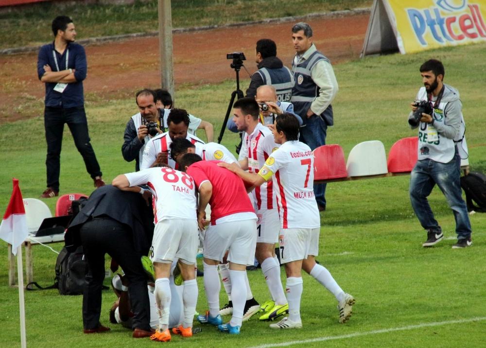 Samsunspor, Albimo Alanyaspor'u 5-1 Yendi galerisi resim 10