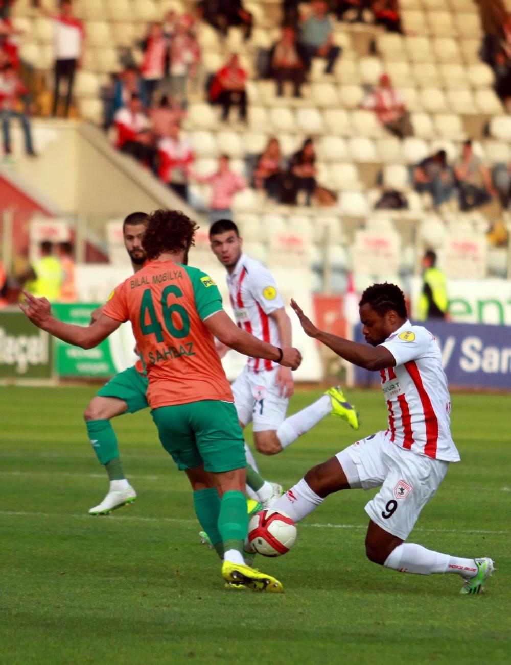 Samsunspor, Albimo Alanyaspor'u 5-1 Yendi galerisi resim 3